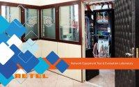 معرفی آزمایشگاه آزمون و ارزیابی تجهیزات شبکه